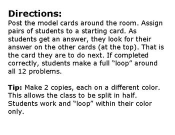 2 Step Equation Models