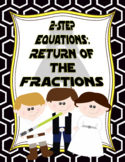 2-Step Equations: Return of the Fractions