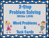 2 Step Problem Solving- Addition and Subtraction Word Prob