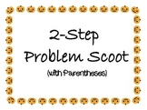 2-Step Scoot (With Parentheses)