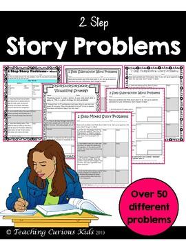 2 Step Story Problems