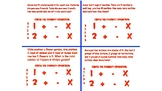 2- Step Word Problem Task Cards - Addition, Subtraction, a