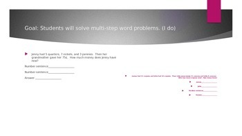 2-Step Word Problems