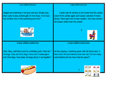 2 Step addition/subtraction word problems