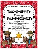 2-Steppin' through Multiplication
