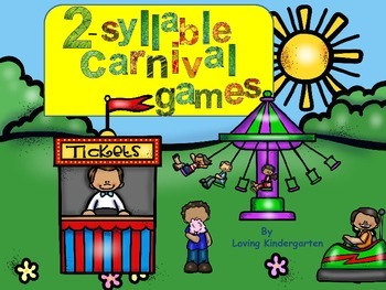 2 Syllable Carnival Games
