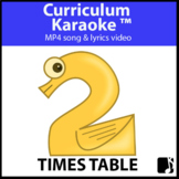 '2 TIMES TABLE' ~ Song Video l Distance Learning