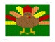 2 Thanksgiving Math Activities - Adding and Subtracting Coloring Pictures