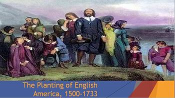 2. The Planting of English America, 1500-1733