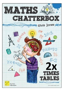 2 Times Tables Chatterboxes multiplication division