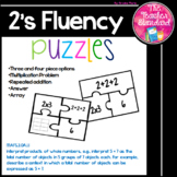 Times Tables Fluency Matching Puzzles