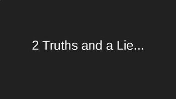 2 Truths And A Lie, HEI