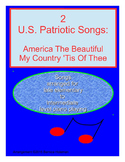 2 U.S. Patriotic Songs