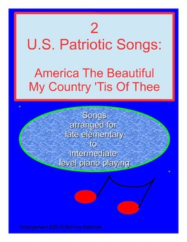 2 U.S. Patriotic Songs