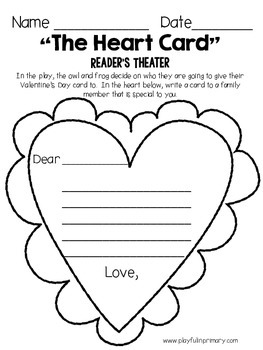 Reader's Theater Plays: Valentine's Day: 2 Plays/ 2 Roles