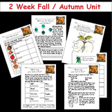 2 Week Fall Unit