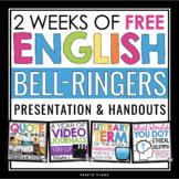 FREE BELL RINGERS - VOLUME 1