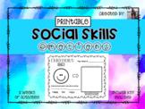 2 Weeks of Emotion Activities - Digital & Printable