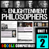 Why did the Enlightenment take place? How did it transform