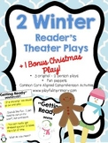 Reader's Theater Plays: Winter and Christmas: 2 Parts/ 2 Plays