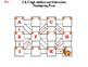 2 and 3 Digit Addition and Subtraction Thanksgiving Math Maze
