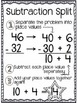 2 and 3 Digit Subtraction Board Games Using Subtraction Sp