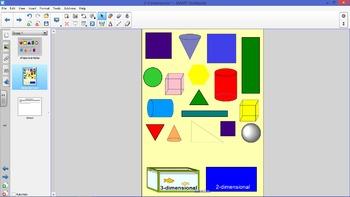 2- and 3-Dimensional Sort