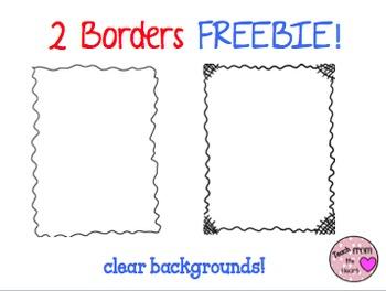 2 borders FREEBIE