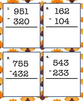 2 by 2 Multiplication Task Card Freebie!