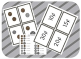 2 coin addition Memory/Top It Game