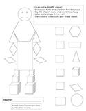 2-d & 3-d Shape Robot