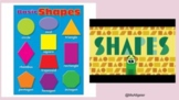 2-d shapes and virtual geo-board activity