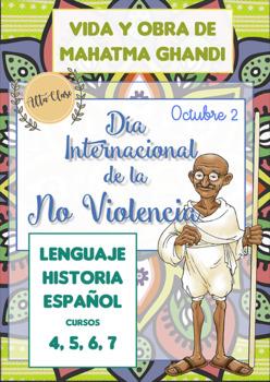 2 de Octubre - Día Internacional de la No Violencia