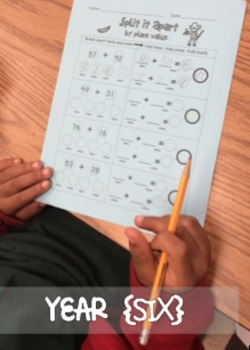 2-digit (1-100) Addition Strategies SKILL PACK