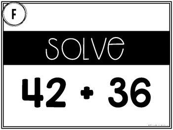 2 digit + 2 digit Addition {No Regrouping}