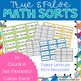 2-digit Subtraction Center: True False Sort It Math Activity