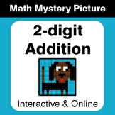 2-digit Addition - Distance Learning - Interactive Math My