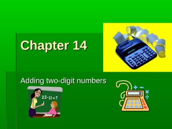 2-digit Addition (carry over)