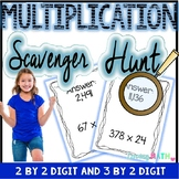 2 Digit by 2 Digit Multiplication GAMES
