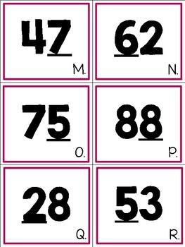 2 digit Place Value