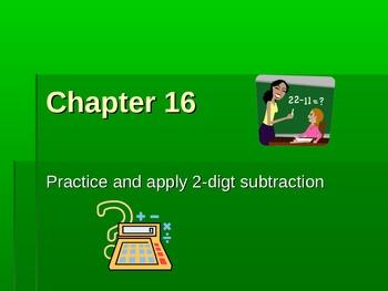 2-digit Subtraction