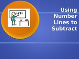 2-digit Subtraction on a Number Line PPT Lesson