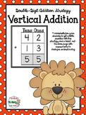 2-digit Vertical Addition