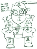 2 digit adding santa