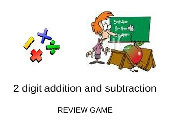 2-digit addition and subtraction review