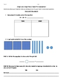 2-digit and 3-digit Place Value Pre-Assessment