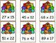 2-digit x 2-digit Multiplication Thanksgiving Theme