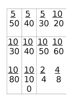 2 equivalent fraction games (Bingo and 3 in a row) Key Stage 2