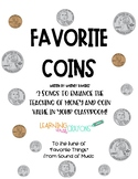 2 in 1! Favorite Coins - Songs about Money!