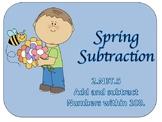 2.nbt.5 Spring Subtraction
